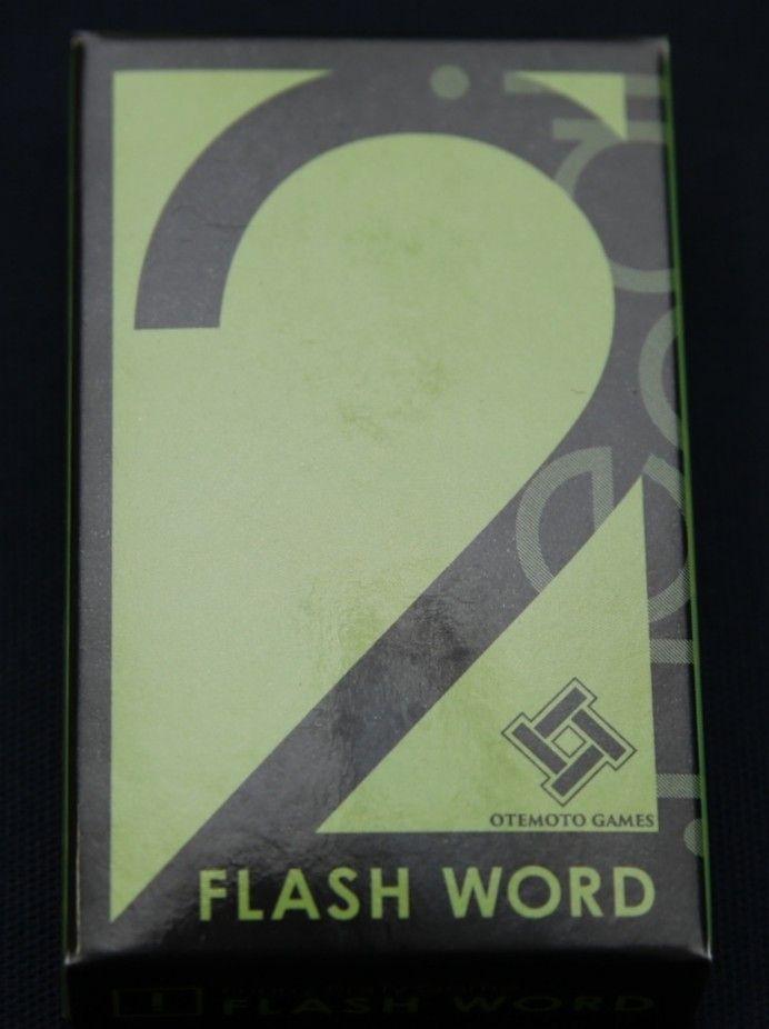 flash word フラッシュワード チップアンドダイス